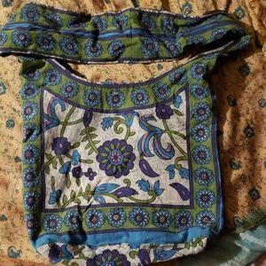 Cotton shopping bag or purse
